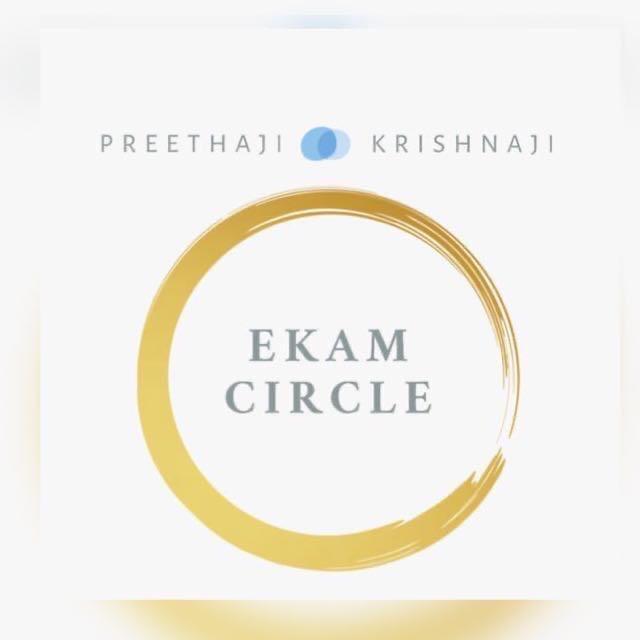 Ekam Cirkel meditation med Sari, Maj – Juni månad
